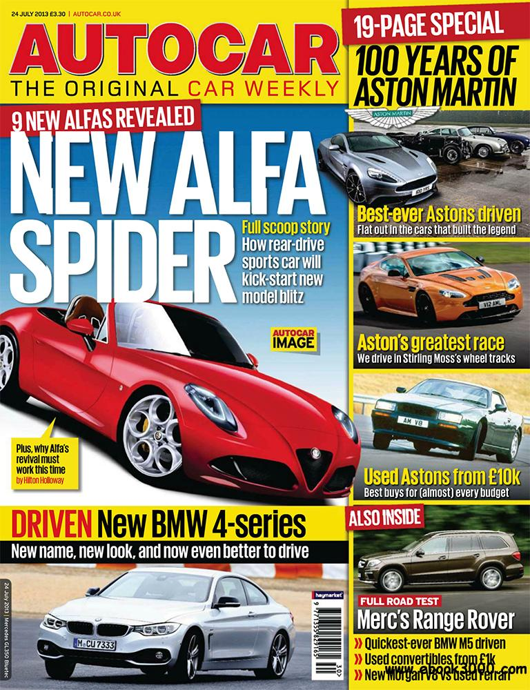 Autocar 24 July 2013 (UK) free download
