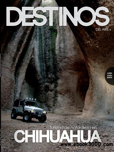 Destinos - Julio 2013 free download