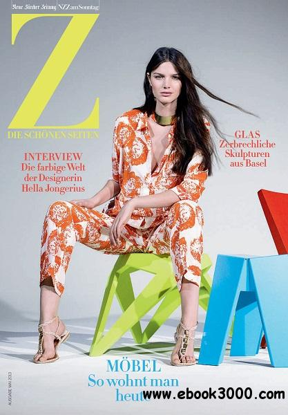 Z Magazin - Mai 2013 free download