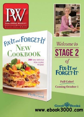 Publishers Weekly - 22 July 2013 free download