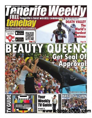 Tenerife Weekly #90, 19-25 July 2013 free download
