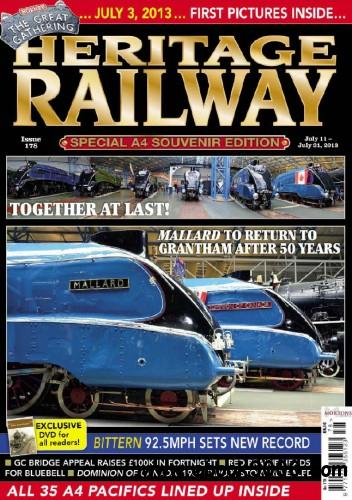 Heritage Railway - July 2013 free download