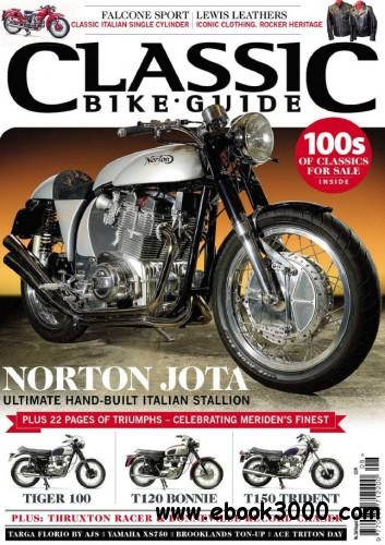 Classic Bike Guide - August 2013 download dree
