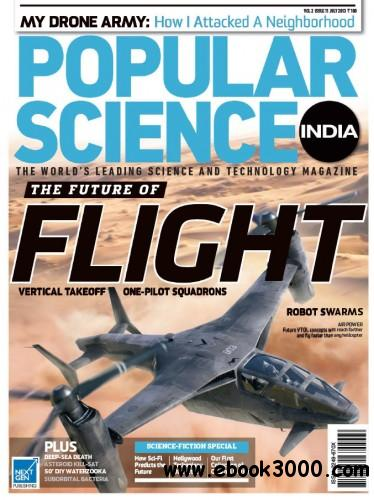 Popular Science India - July 2013 free download