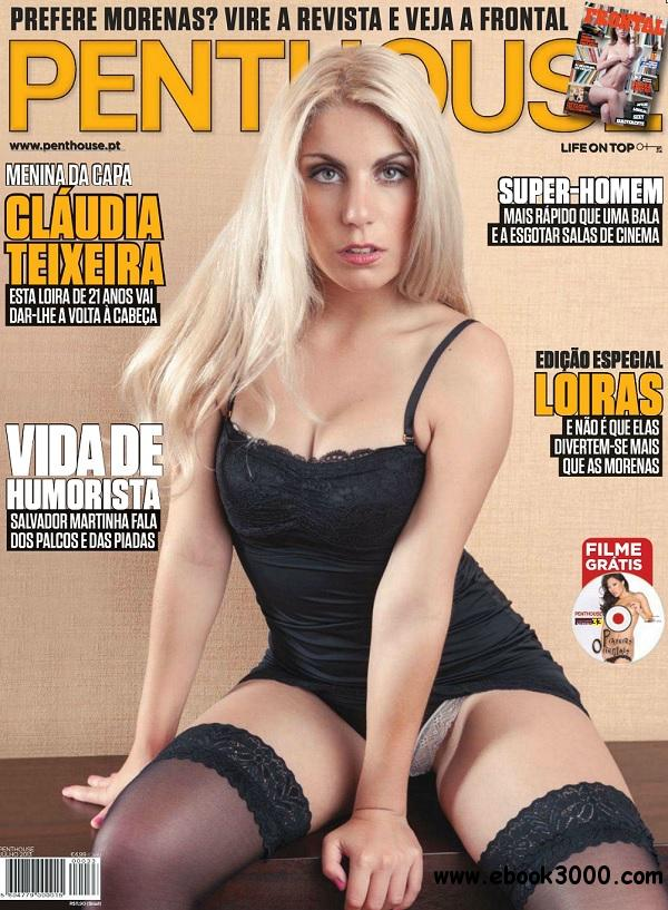 Penthouse Portugal - July 2013 free download