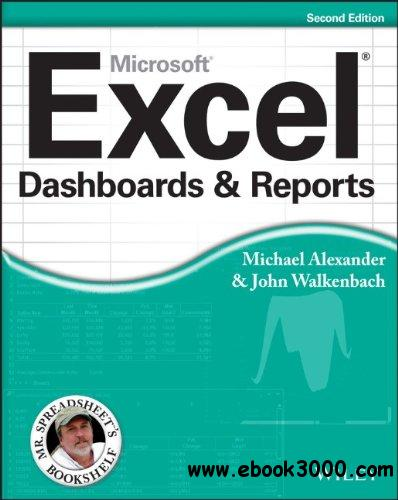 Excel Dashboards and Reports, 2nd edition free download