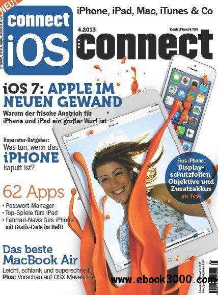 Connect iOS Magazin August September No 04 2013 free download