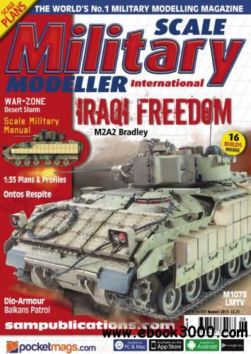 Scale Military Modeller International - August 2013 download dree