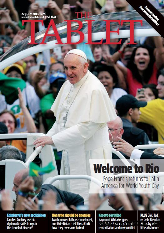 The Tablet - 27 July, 2013 free download