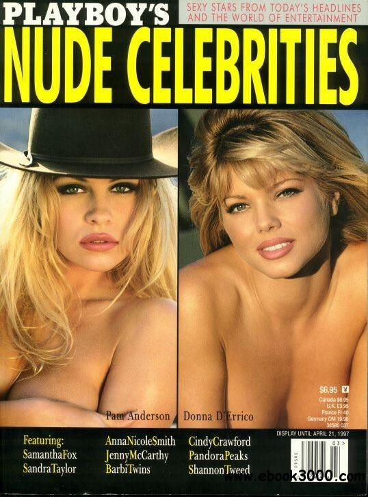 Playboy's Nudes Celebrities April 1997 free download