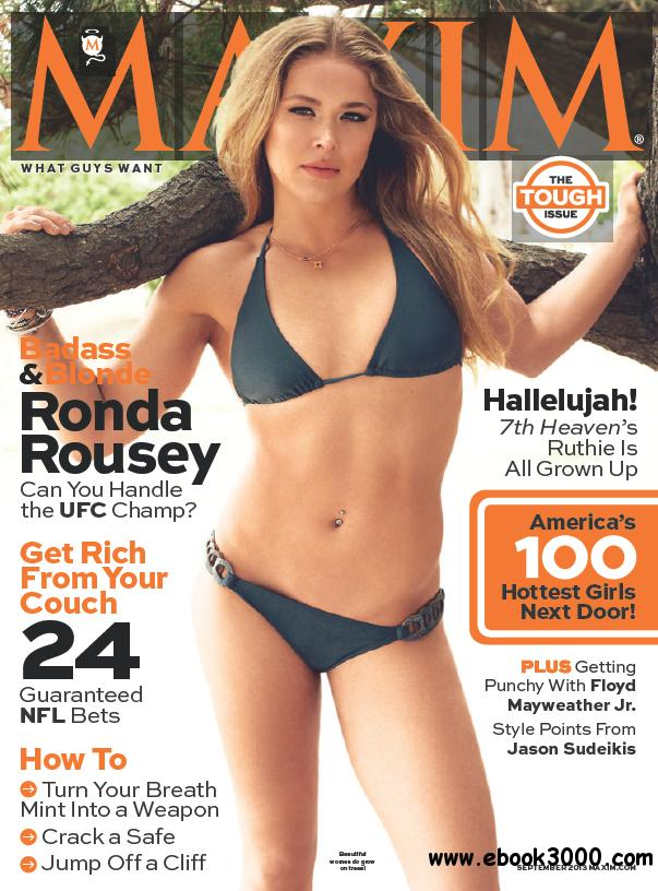 Maxim USA - September 2013 download dree