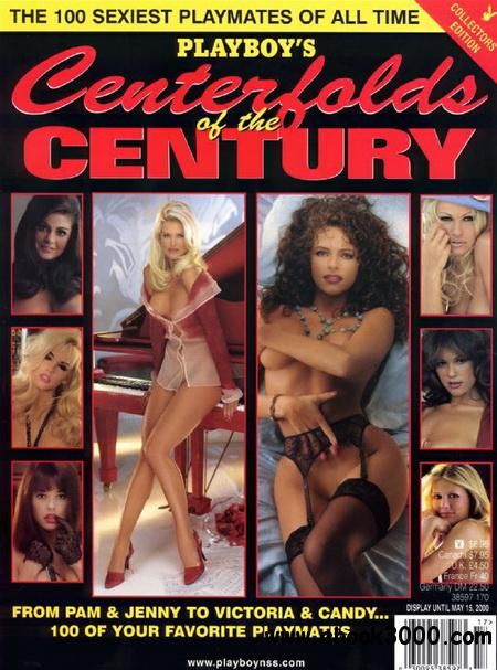 Playboy's Centerfolds Of The Century 2000 free download