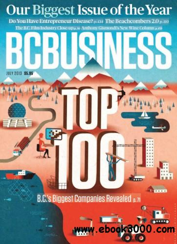 BCBusiness - July 2013 free download