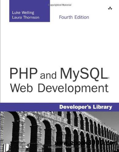 PHP and MySQL Web Development, 4th Edition free download