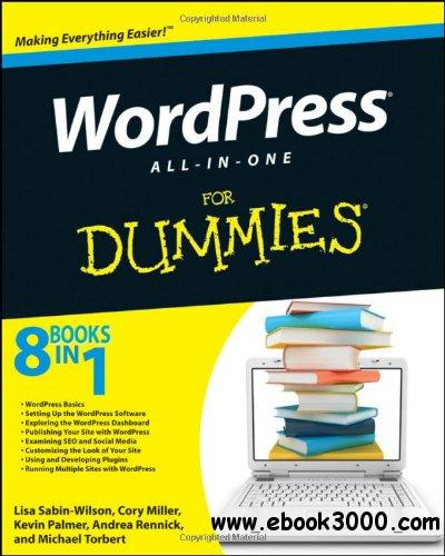 WordPress All-in-One For Dummies free download