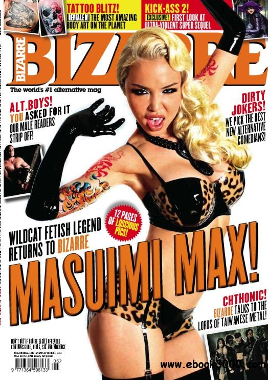 Bizarre - September 2013 download dree