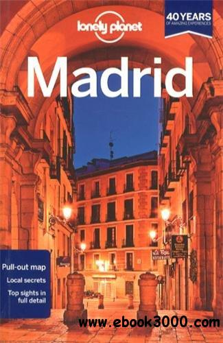 Lonely Planet Madrid free download