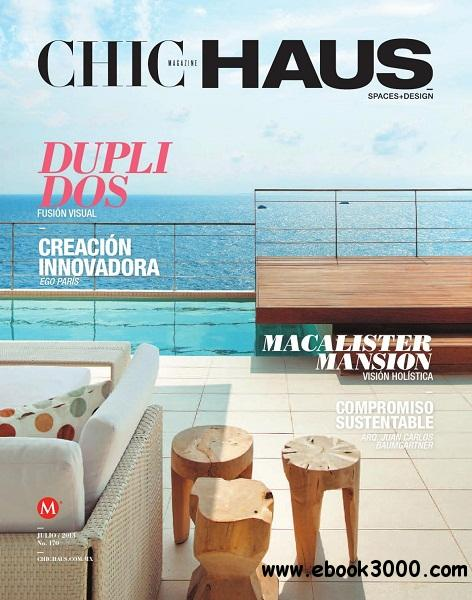 Chic Haus - Julio 2013 free download