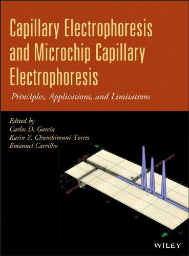 Capillary Electrophoresis and Microchip Capillary Electrophoresis: Principles, Applications, and Limitations free download