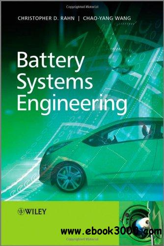 Battery Systems Engineering free download