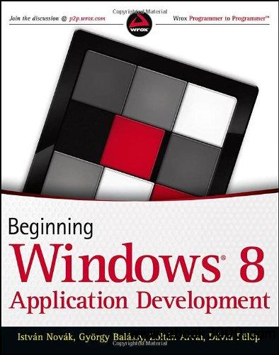 Beginning Windows 8 Application Development free download