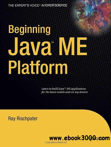 Beginning Java ME Platform free download