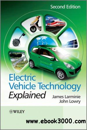Electric Vehicle Technology Explained, 2 edition free download