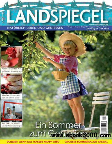 Landspiegel Magazin Juli August No 07 08 2013 free download
