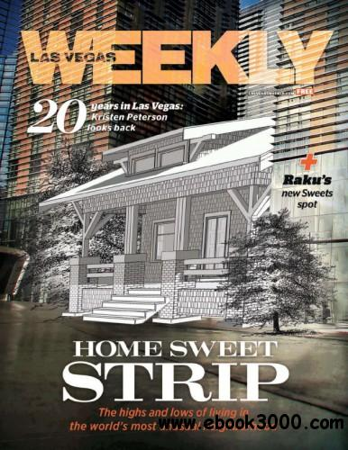 Las Vegas Weekly - 1 August 2013 free download