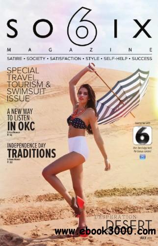So6ix Magazine - July 2013 free download