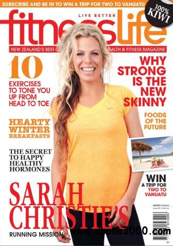 Fitness Life - No.67 August September 2013 free download