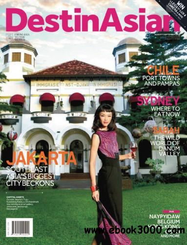 DestinAsian - August September 2013 free download
