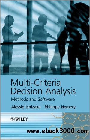 Multi-criteria Decision Analysis: Methods and Software free download