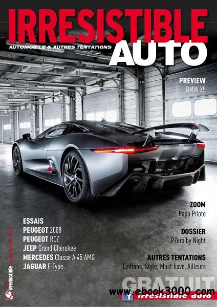 Irresistible Auto - Juillet/Aout 2013 download dree
