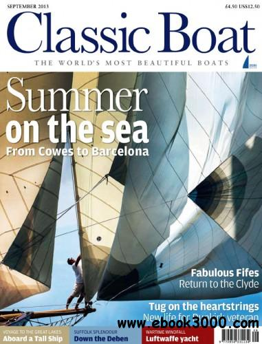 Classic Boat - September 2013 free download