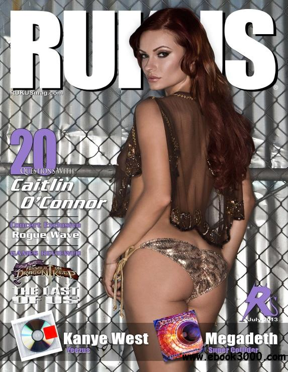 RUKUS magazine - July 2013 free download