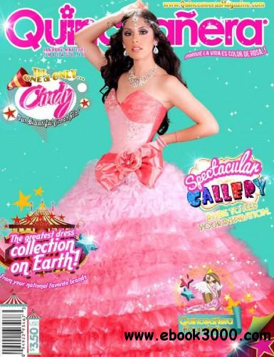 Quinceaneras Magazine Chicago - July 2013 free download