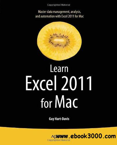 Learn Excel 2011 for Mac free download