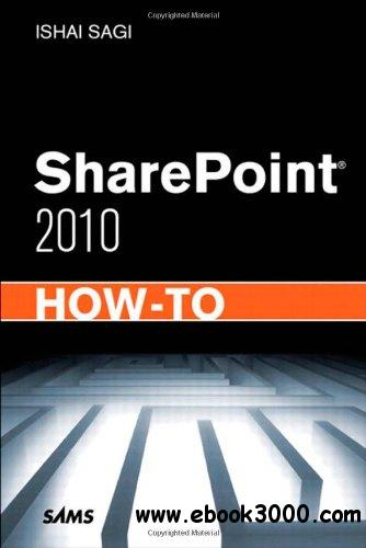 SharePoint 2010 How-To free download