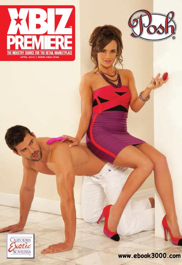 XBIZ Premiere - April 2013 free download