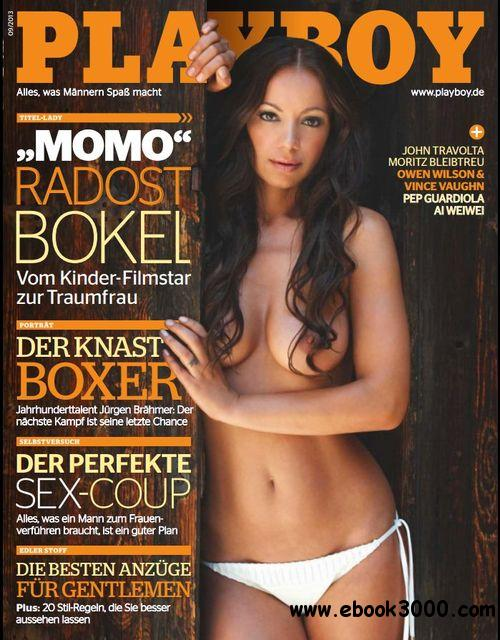 Playboy Germany September No 09 2013 free download