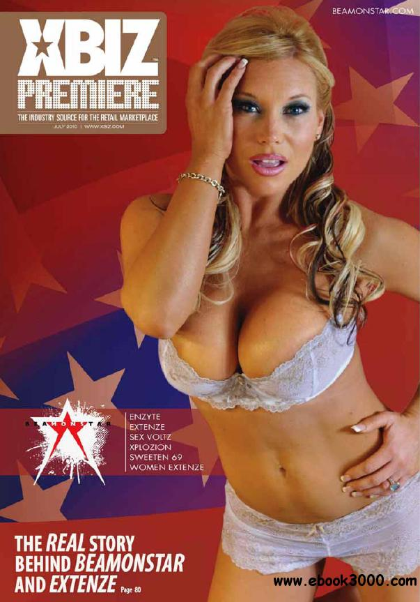 XBIZ Premiere - July 2010 free download