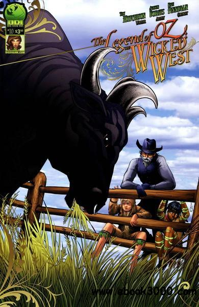 Legend of Oz - The Wicked West v2 010 (2013) free download