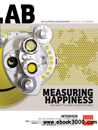 Accounting & Business International - September 2013 free download
