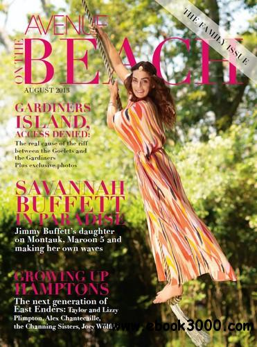 Avenue on the Beach - August 2013 free download