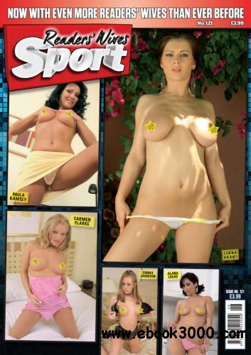 Adult Sport Readers Wives - Issue 121, 2013 free download