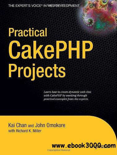 Practical CakePHP Projects free download