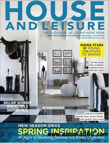 House and Leisure Magazine September 2013 free download