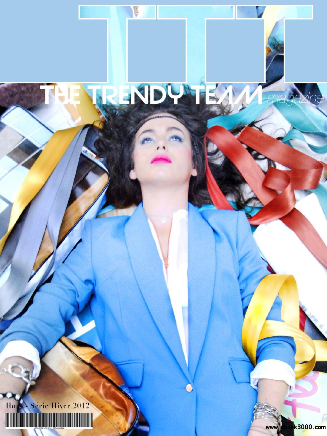 The Trendy Team - Hors Serie - Hiver 2012 free download