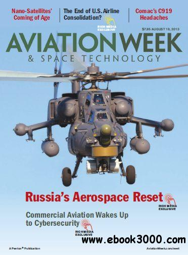 Aviation Week & Space Technology - 19 August 2013 free download